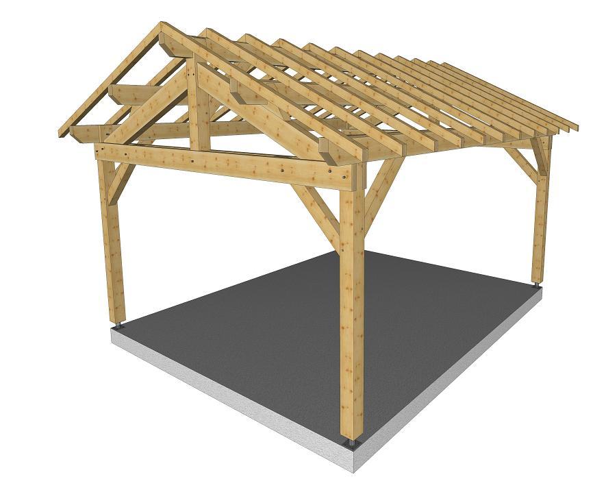 Assez Plan charpente bois 2 pentes – Revêtements modernes du toit VX83